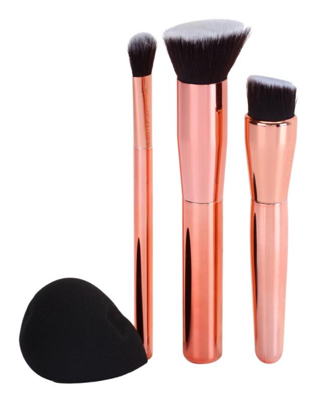 Makeup Revolution Ultra Sculpt & Blend sada štětců
