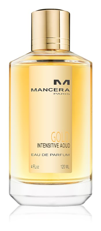 Mancera Gold Intensive Aoud eau de parfum mixte 120 ml