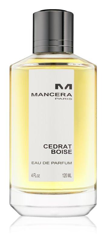 Mancera Cedrat Boise eau de parfum mixte 120 ml