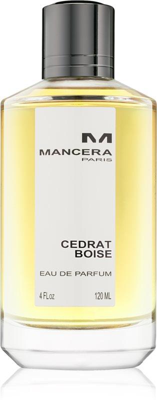 Mancera Cedrat Boise Eau de Parfum unissexo 120 ml