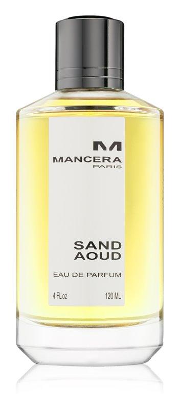 Mancera Sand Aoud parfémovaná voda unisex 120 ml