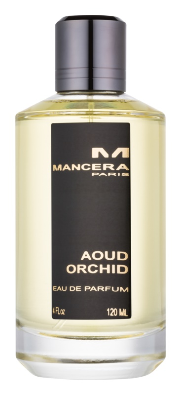 Mancera Aoud Orchid parfémovaná voda unisex 120 ml