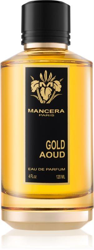 Mancera Gold Aoud eau de parfum unisex 120 ml