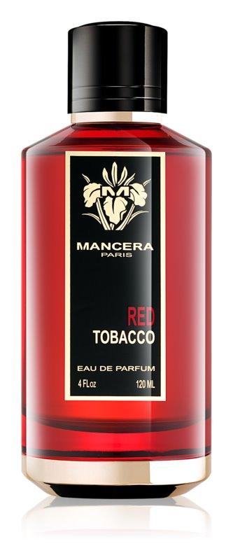 Mancera Red Tobacco parfumovaná voda unisex 120 ml