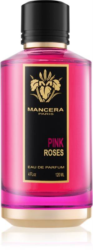 Mancera Pink Roses parfémovaná voda pro ženy 120 ml