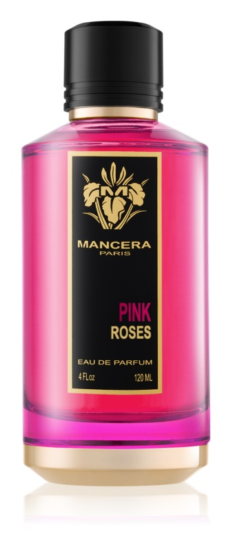 Mancera Pink Roses parfumovaná voda pre ženy 120 ml