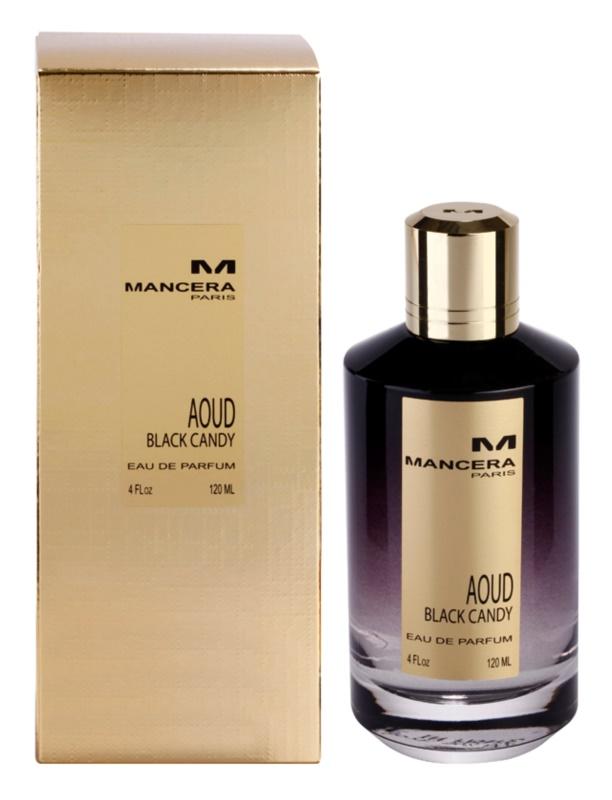 Mancera Aoud Black Candy parfémovaná voda unisex 120 ml
