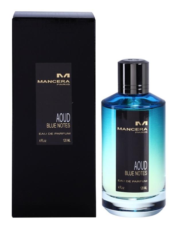 Mancera Aoud Blue Notes Parfumovaná voda unisex 120 ml
