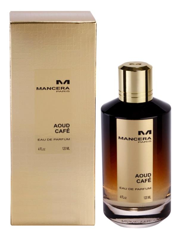 Mancera Aoud Café eau de parfum mixte 120 ml