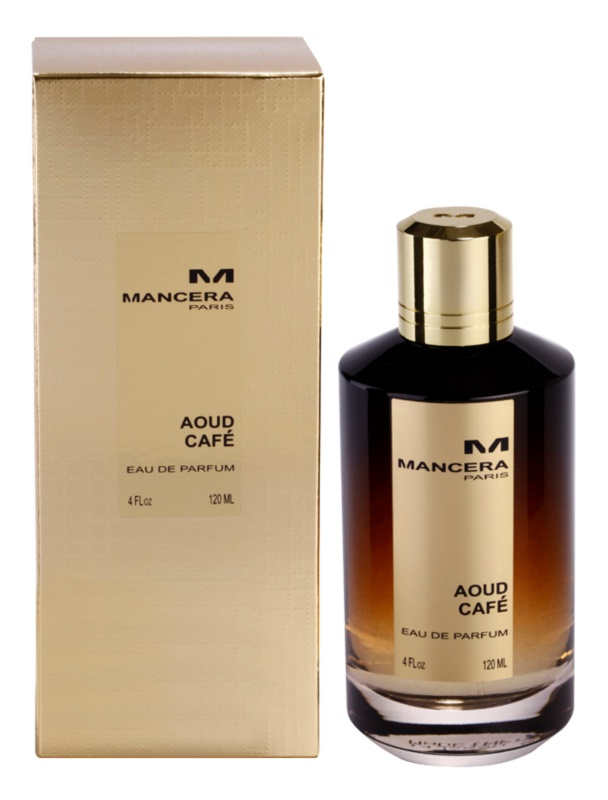 Mancera Aoud Café Parfumovaná voda unisex 120 ml
