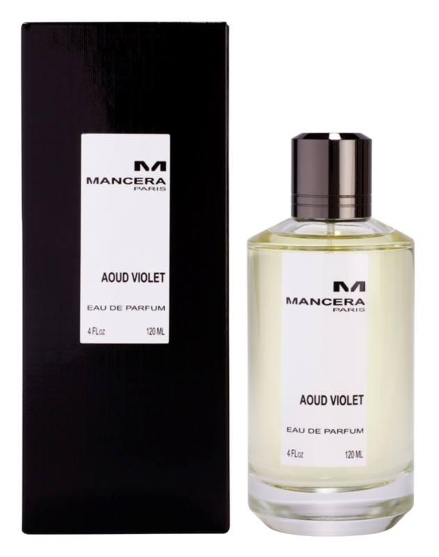 Mancera Aoud Violet Eau de Parfum for Women 120 ml