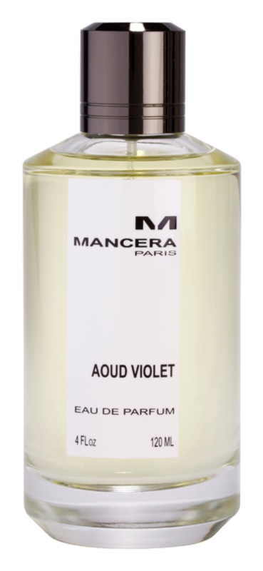 Mancera Aoud Violet Eau de Parfum para mulheres 120 ml