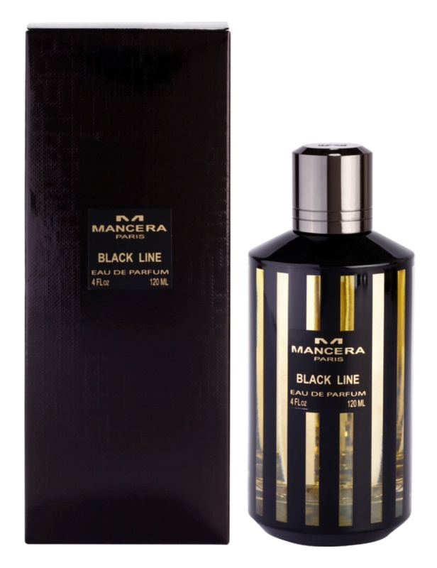 Mancera Black Line eau de parfum unisex 120 ml