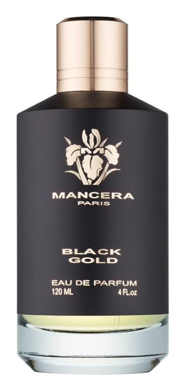Mancera Black Gold eau de parfum férfiaknak 120 ml