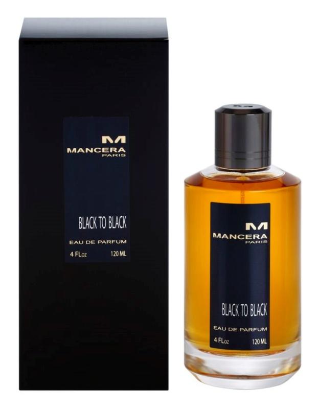 Mancera Black To Black parfémovaná voda unisex 120 ml