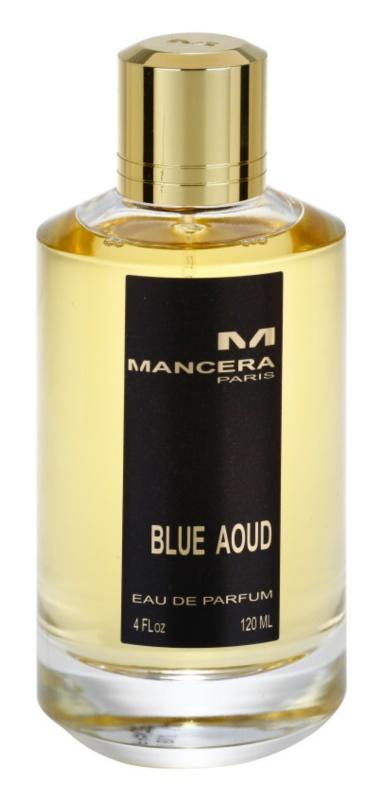 Mancera Blue Aoud eau de parfum mixte 120 ml