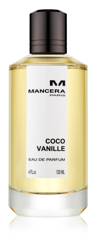 Mancera Coco Vanille eau de parfum para mujer 120 ml