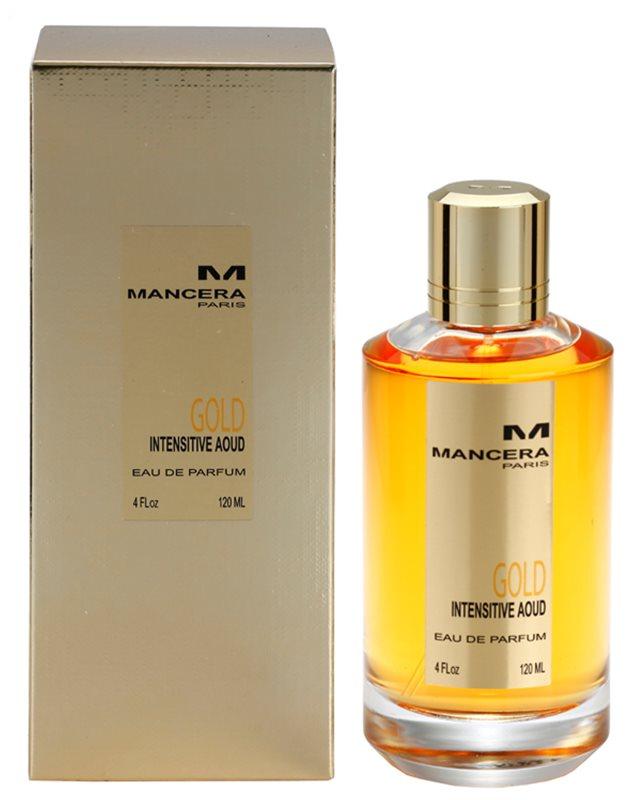 Mancera Gold Intensive Aoud woda perfumowana unisex 120 ml