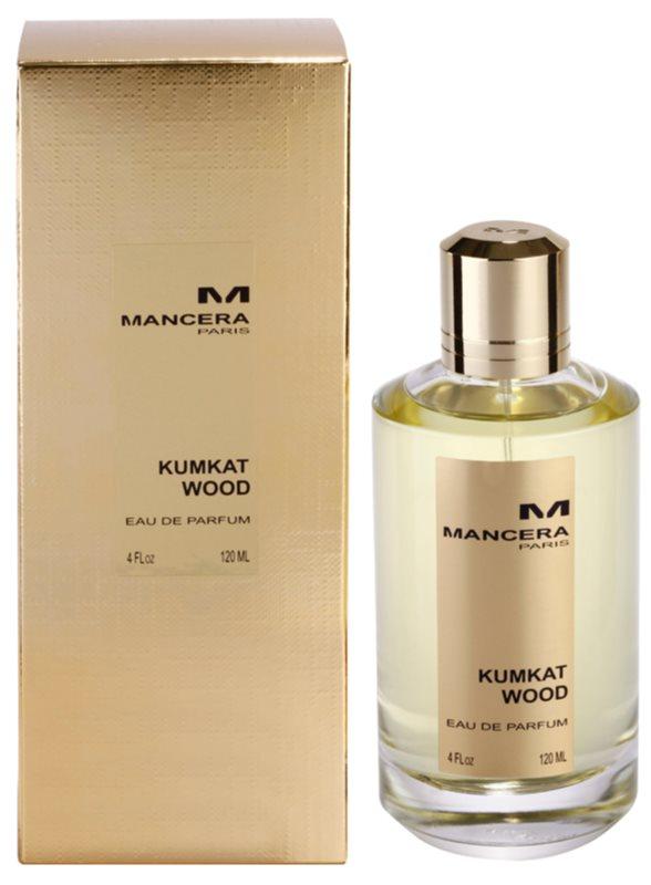 Mancera Kumkat Wood Parfumovaná voda unisex 120 ml