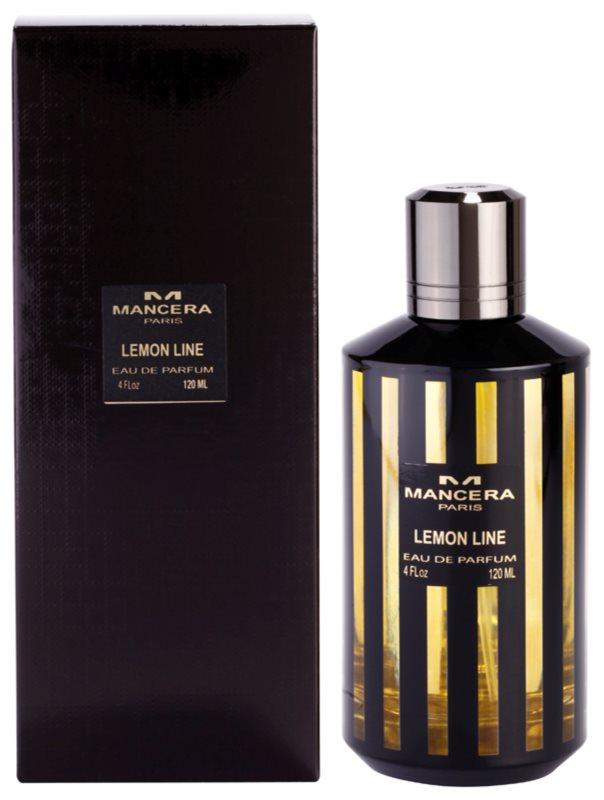 Mancera Lemon Line parfumska voda uniseks 120 ml