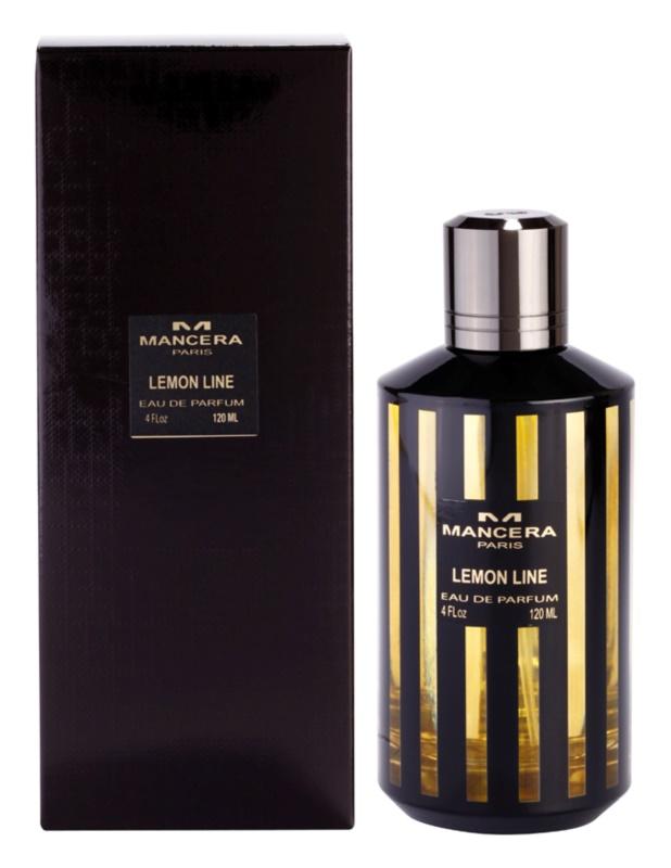 Mancera Lemon Line woda perfumowana unisex 120 ml