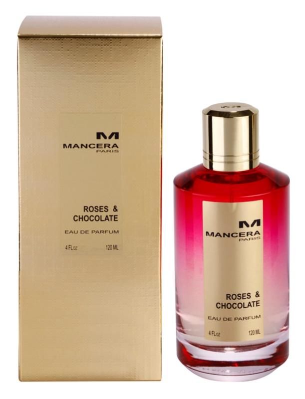 Mancera Greedy Pink Roses and Chocolate Eau de Parfum unisex 120 ml