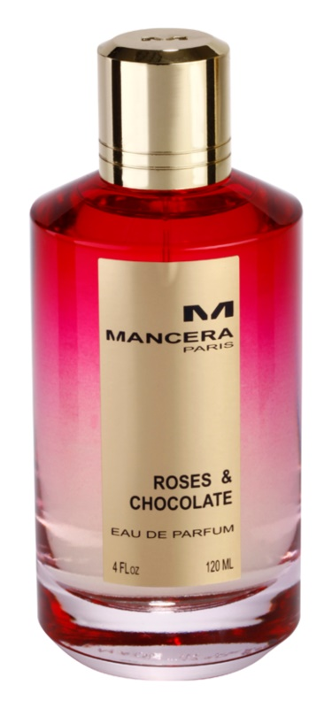 Mancera Greedy Pink Roses and Chocolate eau de parfum unisex 120 ml