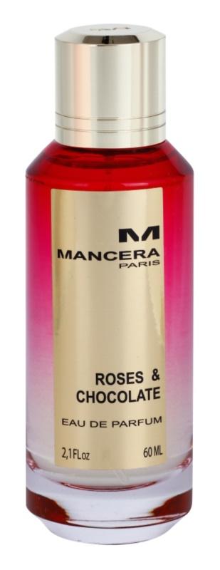 Mancera Greedy Pink Roses and Chocolate parfémovaná voda unisex 60 ml