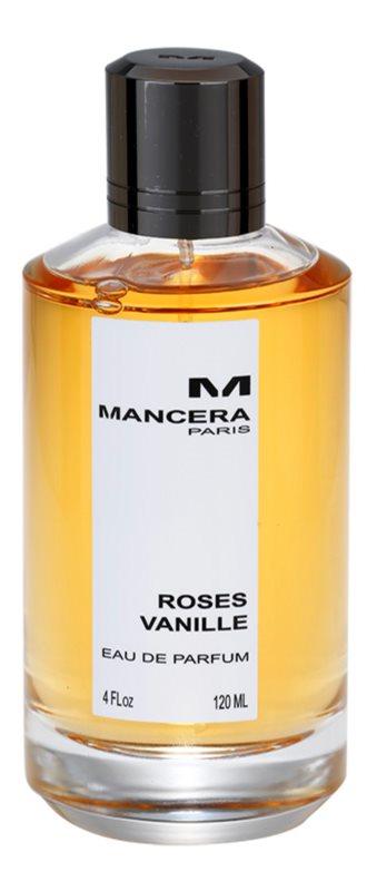 Mancera Roses Vanille Eau de Parfum for Women 120 ml