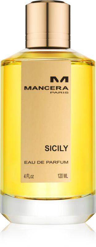 Mancera Sicily parfumska voda uniseks 120 ml