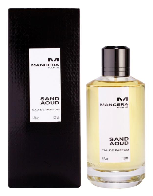 Mancera Sand Aoud Parfumovaná voda unisex 120 ml