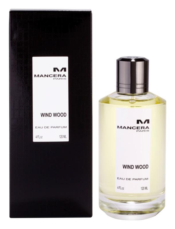 Mancera Wind Wood Eau de Parfum für Herren 120 ml