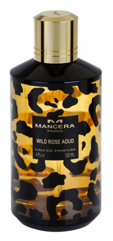 Mancera Wild Rose Aoud parfémovaná voda unisex 120 ml