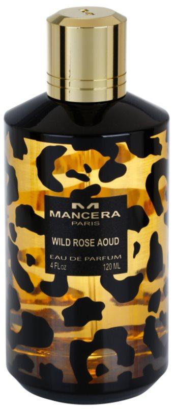 Mancera Wild Rose Aoud Parfumovaná voda unisex 120 ml