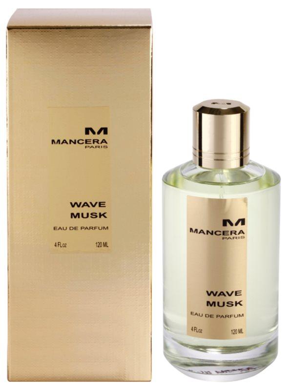 Mancera Wave Musk Parfumovaná voda unisex 120 ml