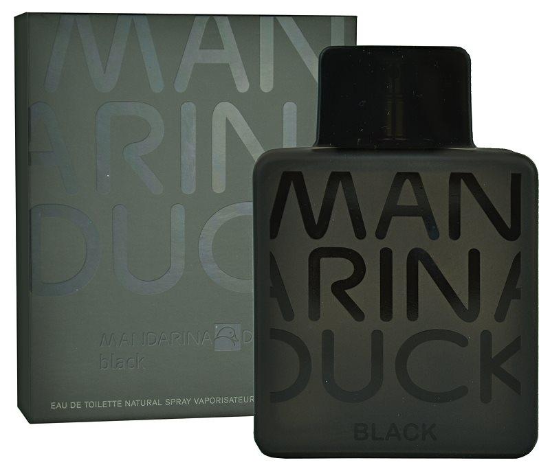 Mandarina Duck Black toaletna voda za muškarce 100 ml