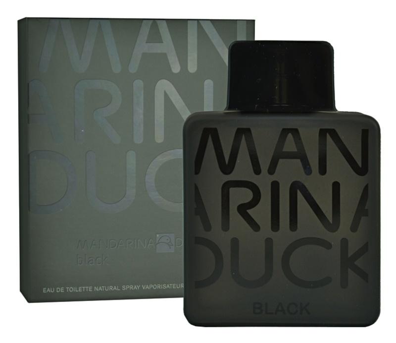 Mandarina Duck Black toaletní voda pro muže 100 ml