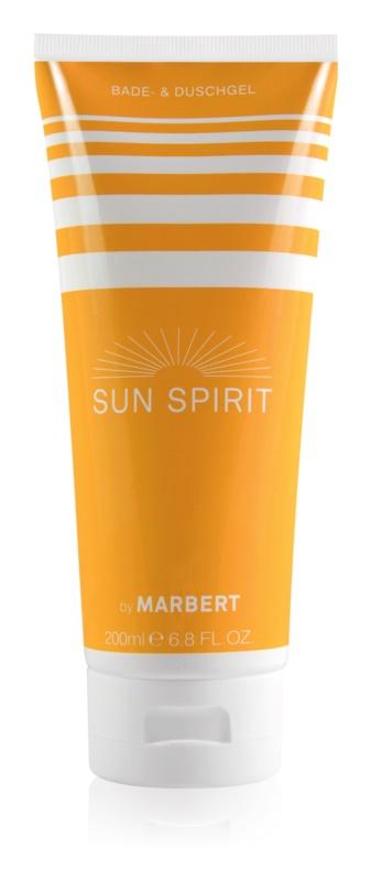 Marbert Sun Spirit sprchový gél pre ženy 200 ml