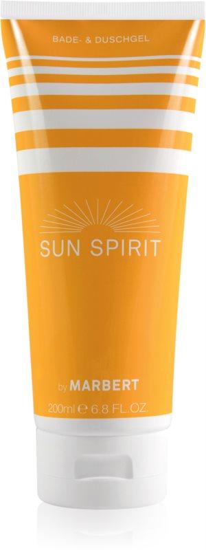Marbert Sun Spirit żel pod prysznic dla kobiet 200 ml
