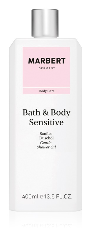 Marbert Bath & Body Sensitive olje za prhanje