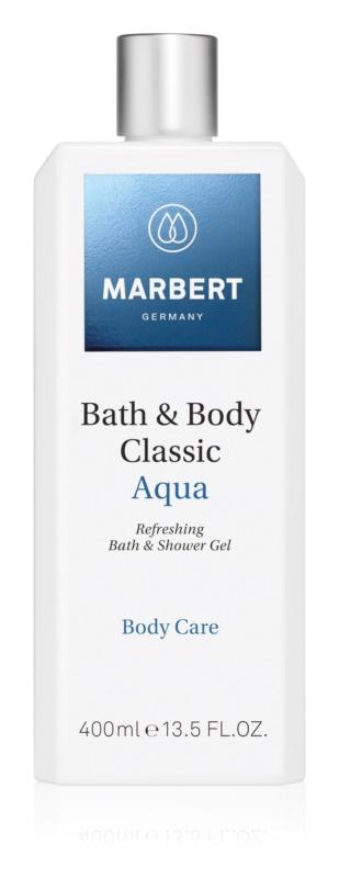 Marbert Bath & Body Classic gel za prhanje in kopanje