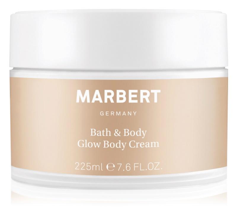 Marbert Bath & Body Glow crema sclipitoare pentru corp