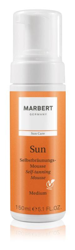Marbert Sun Self-Tanning Mousse