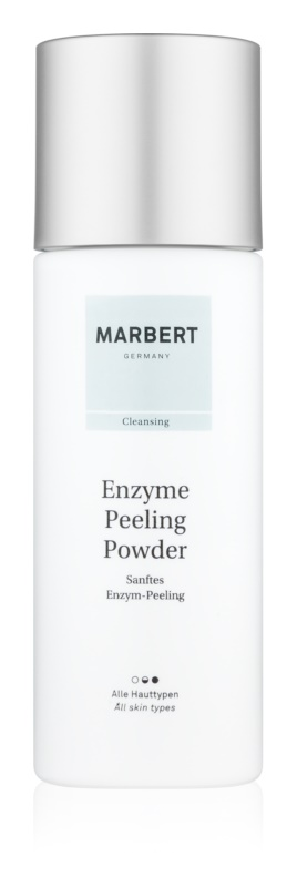 Marbert Intensive Cleansing enzymový peelingový pudr