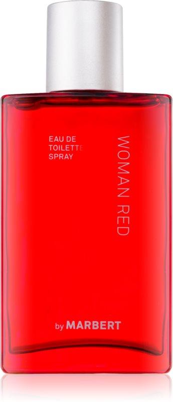 Marbert Woman Red toaletná voda pre ženy 100 ml