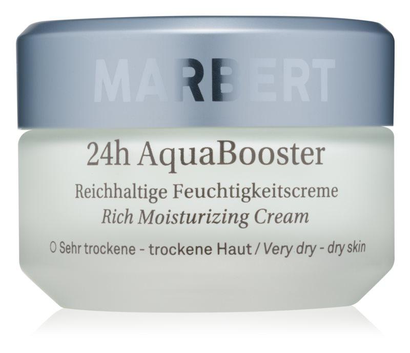 Marbert Moisture Care 24h AquaBooster creme de hidratação intensiva