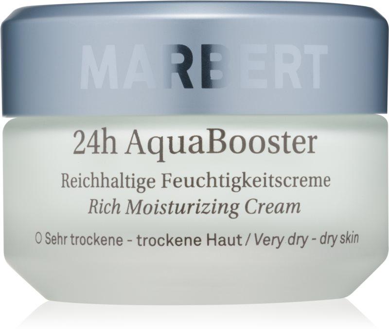 Marbert Moisture Care 24h AquaBooster intenzivně hydratační krém