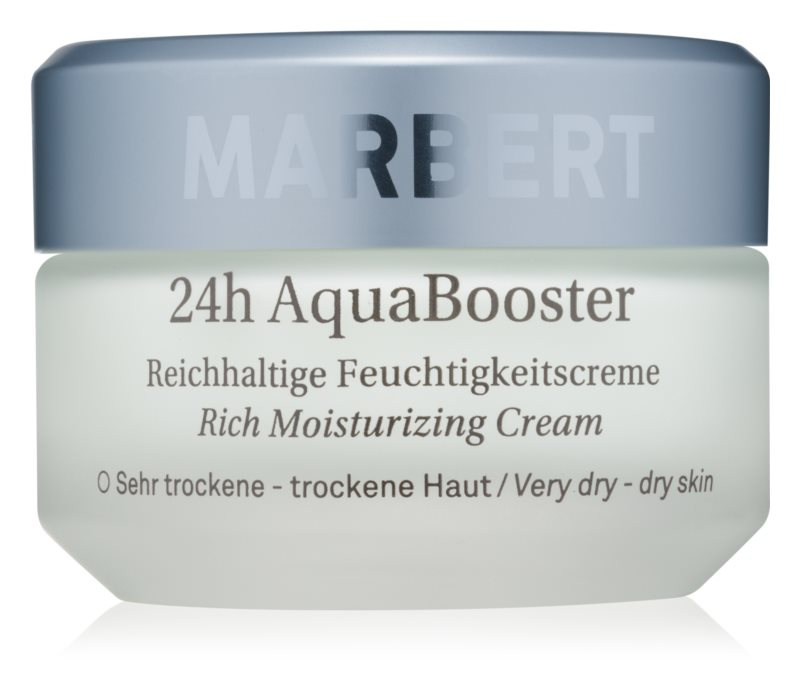 Marbert Moisture Care 24h AquaBooster intenzívne hydratačný krém