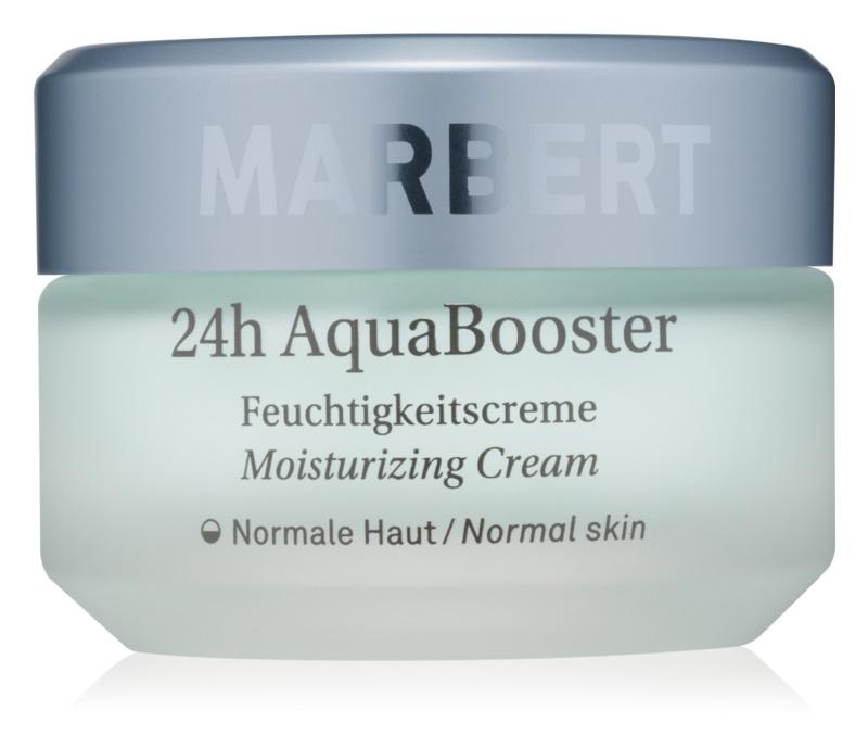 Marbert Moisture Care 24h AquaBooster crema hidratante para pieles normales