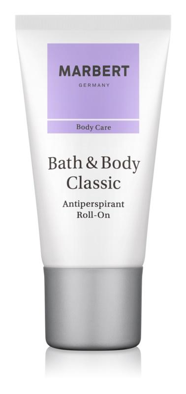 Marbert Bath & Body Classic dezodorant w kulce dla kobiet 50 ml